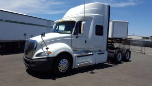 2014 IHC 9400 Conventional - Sleeper Truck, Tractor driv-side-1-150x150